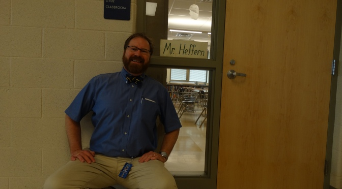 Teacher Spotlight: Mr. Heffern
