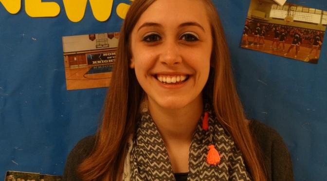 Student Spotlight: Katie Enos