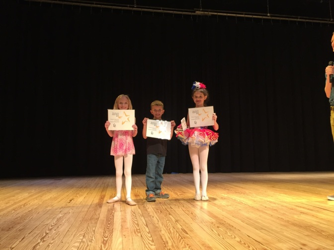 2015 Stars of the Stage