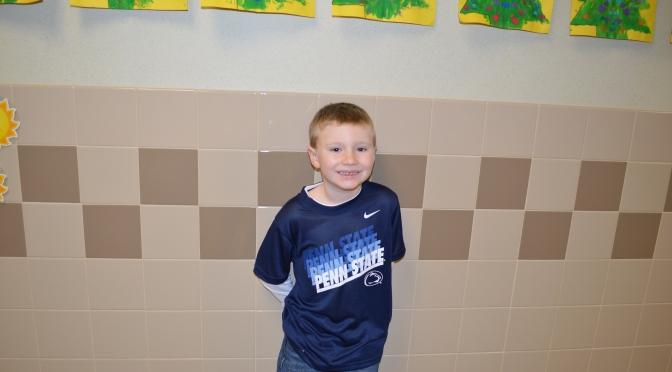Elementary Spotlight: Conner Briggs