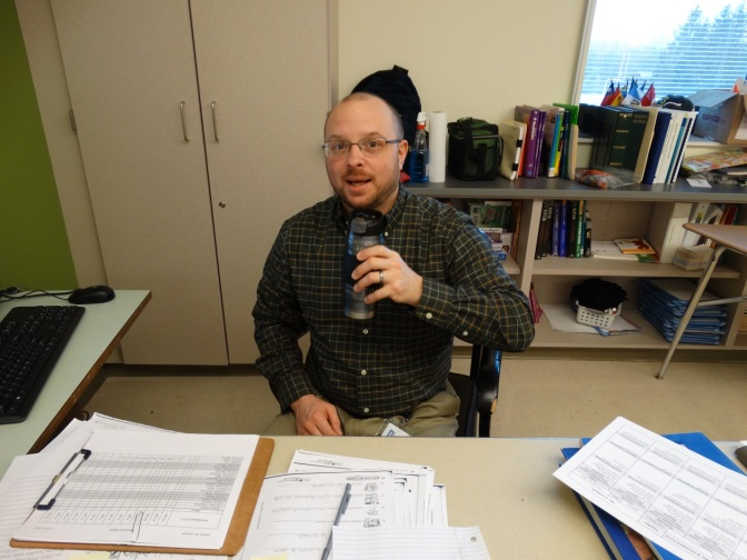 Teacher Spotlight: Mr. Leonhardt