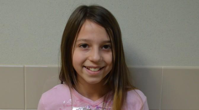 Elementary Spotlight: Olivia Hummel