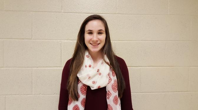 Student Spotlight: Mallory Trumbull