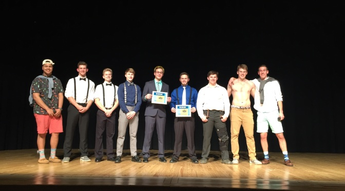 Mr. EHS is Crowned