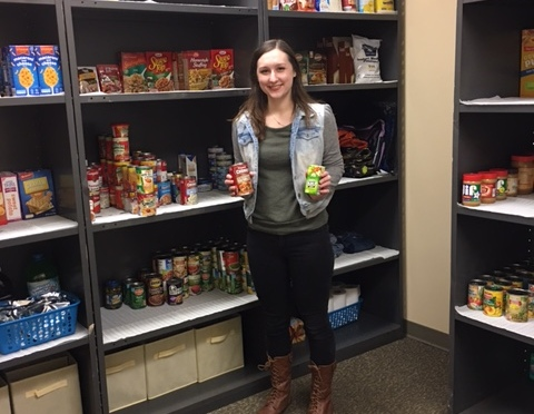 Creating a Wellness Pantry for Eisenhower