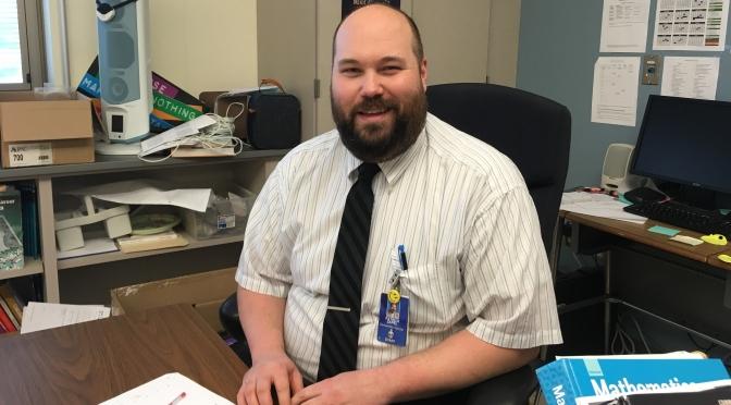 Teacher Spotlight Shines on Mr. Zapel