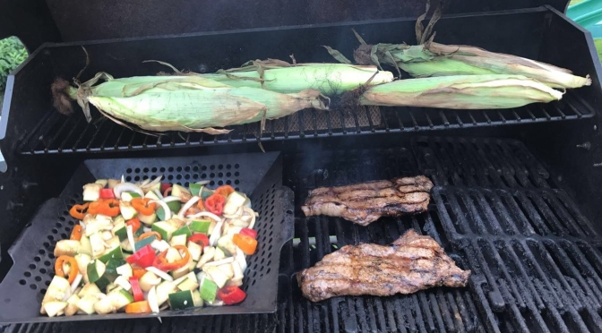 Making the Perfect Summer Cookout