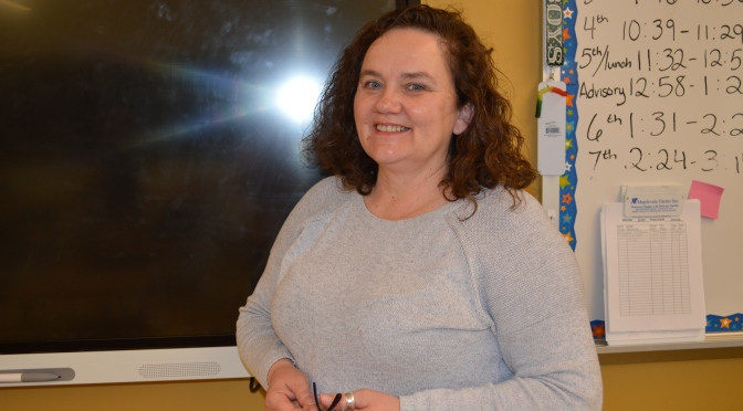 The Spring Spotlight Shines on Mrs. Joncas