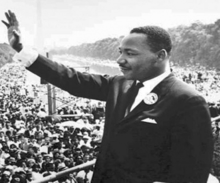 Remembering Martin Luther King