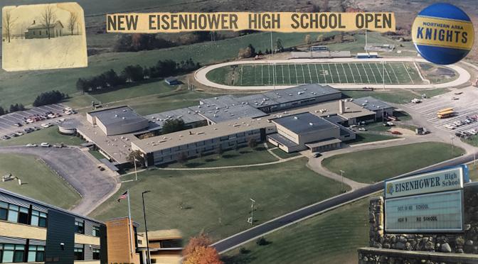 Reflecting on the Renovation of Eisenhower