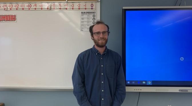 Teacher Spotlight Shines on Mr. Wortman
