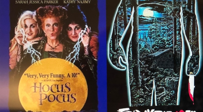Finding the Perfect Halloween Movie